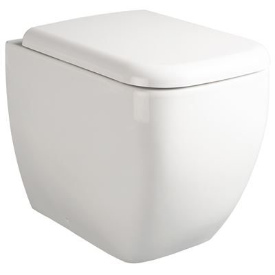 Marden Back to Wall Toilet Pan - MDWC102