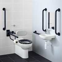 Armitage Shanks Contour 21+ Back to Wall WC Doc M Pack - S0686LI