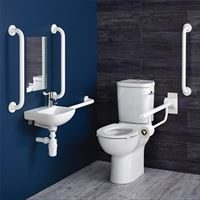 Armitage Shanks Contour 21+ Back to Wall WC Doc M Pack - S0683AC