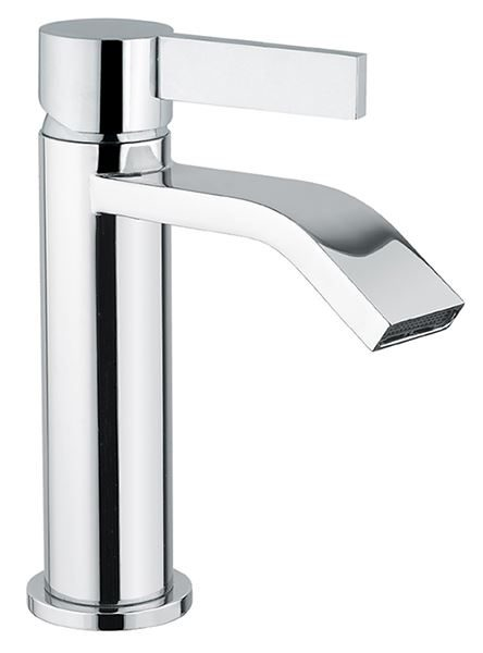 SanCeram Langley mono basin mixer tap