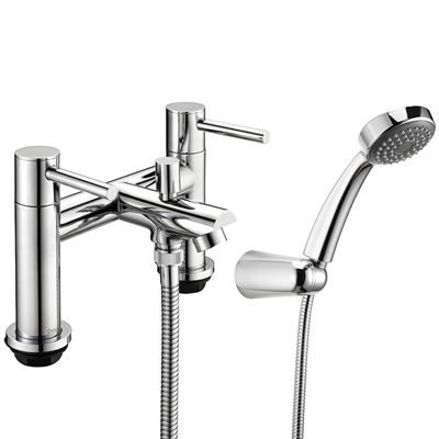 Deva Insignia deck mounted bath shower mixer