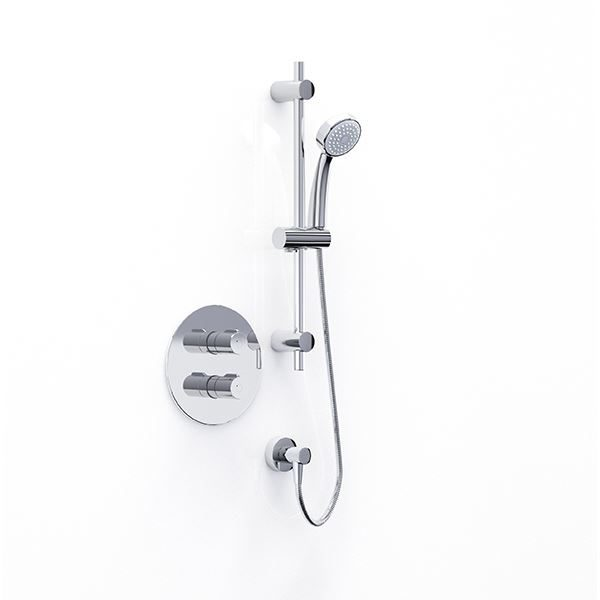 Trade-Tec Concealed Shower with Kit - TR40014CP