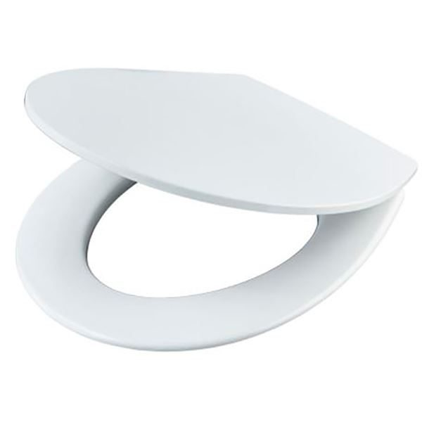 Sandringham standard close toilet seat and cover for Sandringham back to wall and wall hung toilets