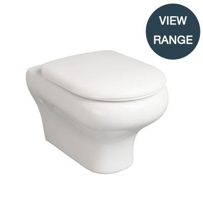 SanCeram sanitary ware wall hung toilet