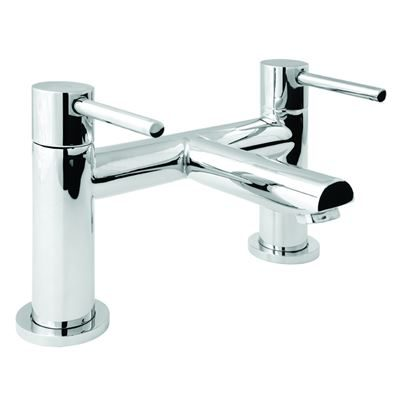Deva Insignia deck mounted bath filler