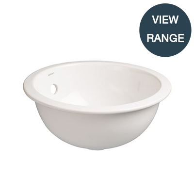 Undermount sink and inset basin
