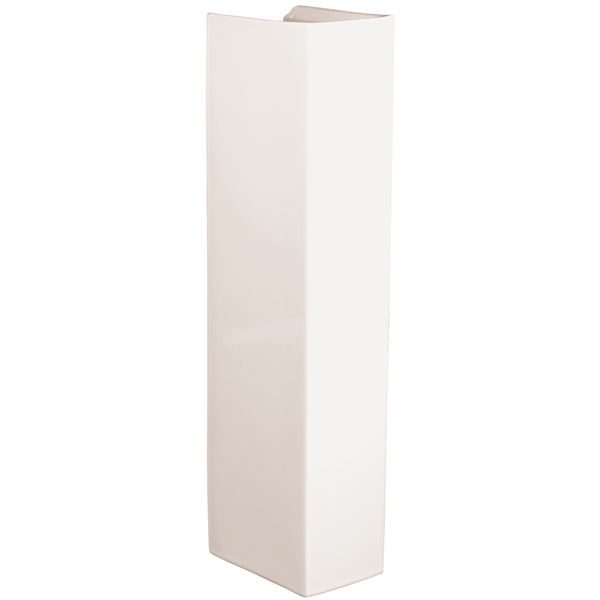 SanCeram Marden full basin pedestal only - for use with Marden 525mm wall hung basins