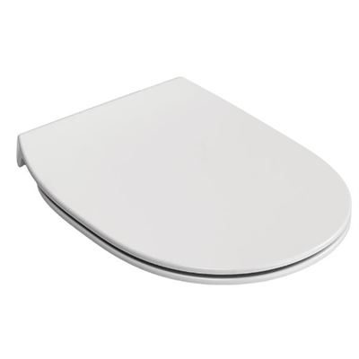 Ideal Standard Concept slim standard close toilet seat for Concept back to wall and wall hung toilets