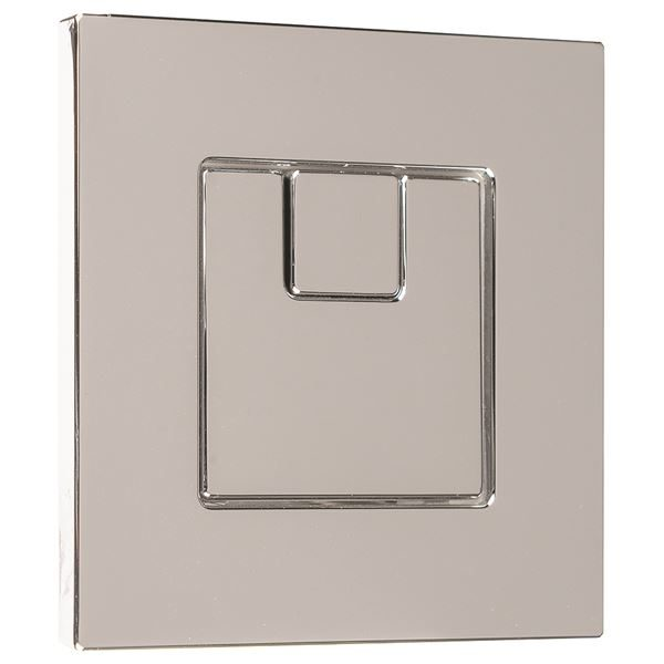 WC frame with dual flush square button toilet cistern for wall hung toilet
