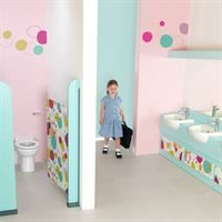 Shenley back to wall 350 toilet pan SHWC101