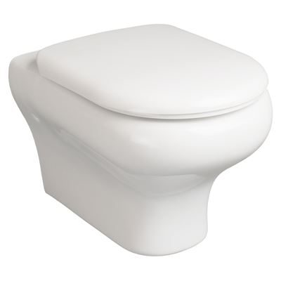 SanCeram Chartham wall mounted WC toilet pan