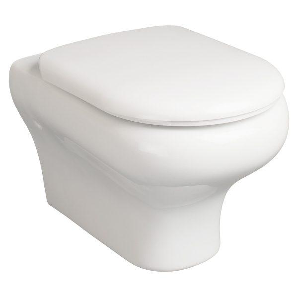 SanCeram Chartham wall mounted WC toilet pan