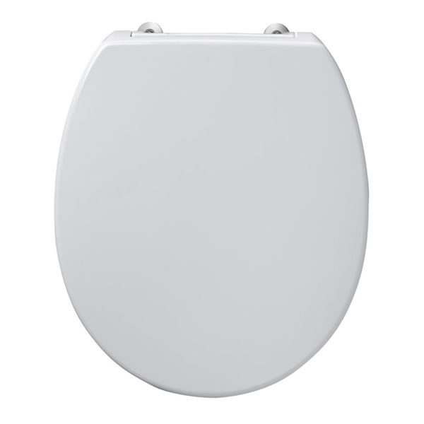 Armitage Shanks Contour 21 toilet seat and cover 355mm high toilet pan