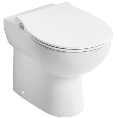 Armitage Shanks Contour 21 rimless back to wall WC pan