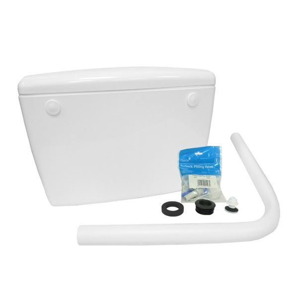 Dart Valley Systems Concealed Plastic Cistern Kit - WC02011