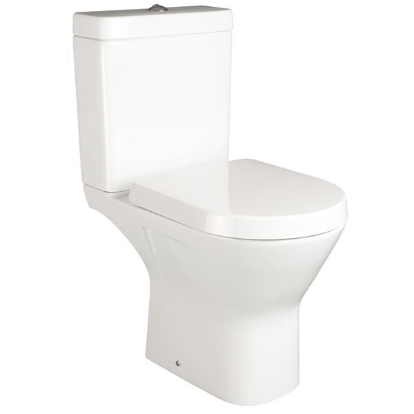 Langley Closed Coupled Toilet Pack - LLWC106