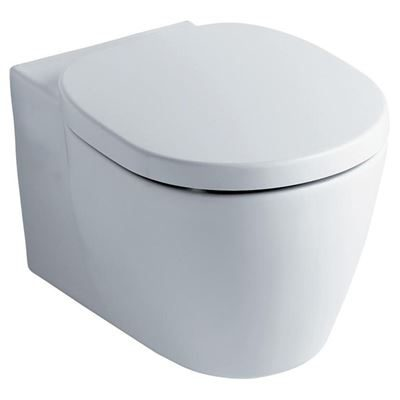 Ideal Standard Concept wall hung WC toilet pan