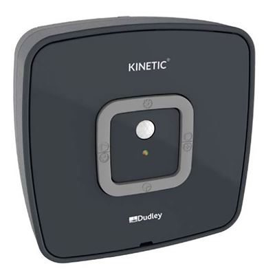 Thomas Dudey Kinetic urinal sensor flush control - Grey