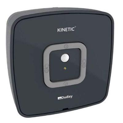 Thomas Dudey Kinetic urinal sensor flush control - Grey