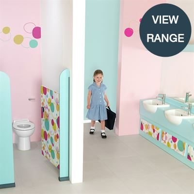 School sanitary ware from The Sanitaryware Company
