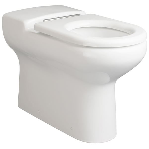 SanCeram Chartham rimless 700 projection WC toilet pan