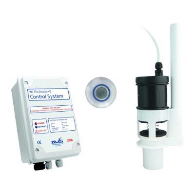 DVS Standard WC Flush Valve Kit - Switch WC03028