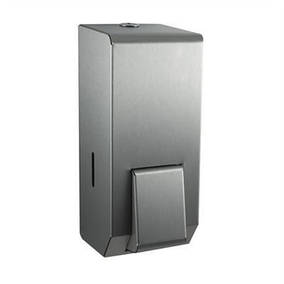 Lockable Stainless Steel liquid soap dispenser