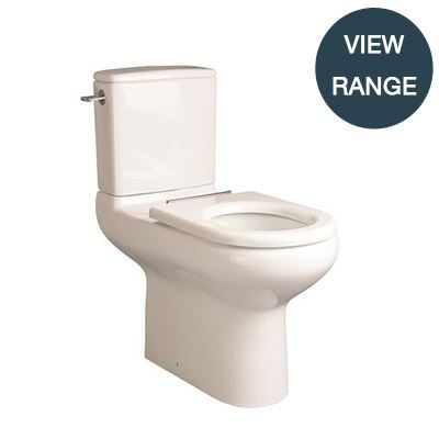 SanCeram sanitary ware close coupled toilets and WCs