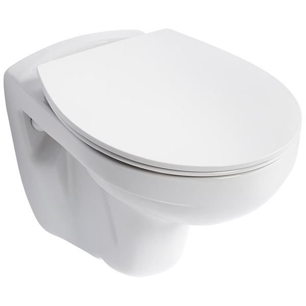 Armitage Shanks Sandringham 21 wall mounted WC toilet