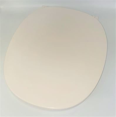 Chartham Beyond slim soft close toilet seat & cover – white toilet seat for Chartham Beyond toilets