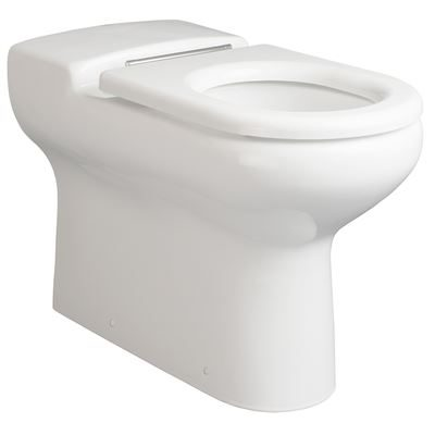SanCeram Chartham rimless 750 projection WC pan
