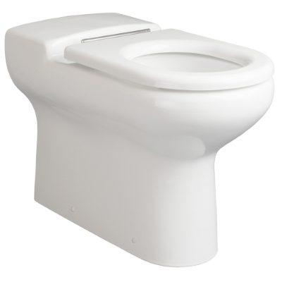 SanCeram Chartham rimless 750 projection WC pan