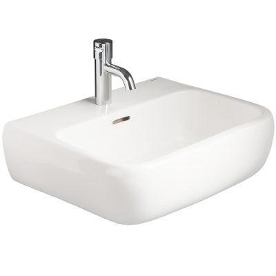 SanCeram Marden 525 wall mounted basin - MDWB103