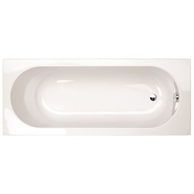SanCeram Chartham 1700 x 700mm acrylic bath