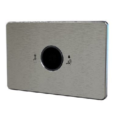 Wave S1 Stainless Steel Sensor Flush Plate