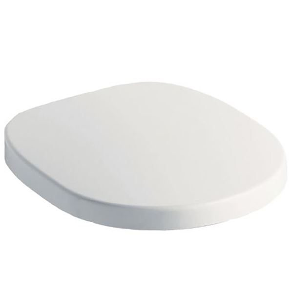 Ideal Standard Concept standard close toilet seat and cover – white toilet seat