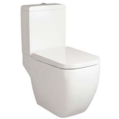 SanCeram Marden close coupled toilet