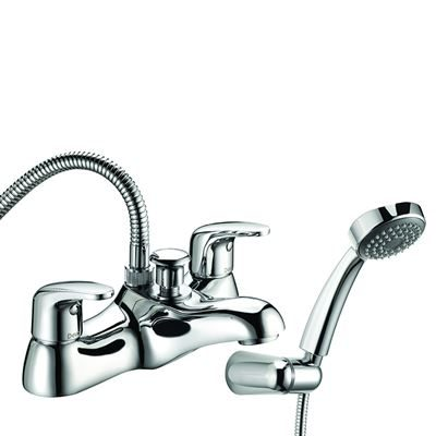 Deva Adore deck mounted bath/ shower mixer