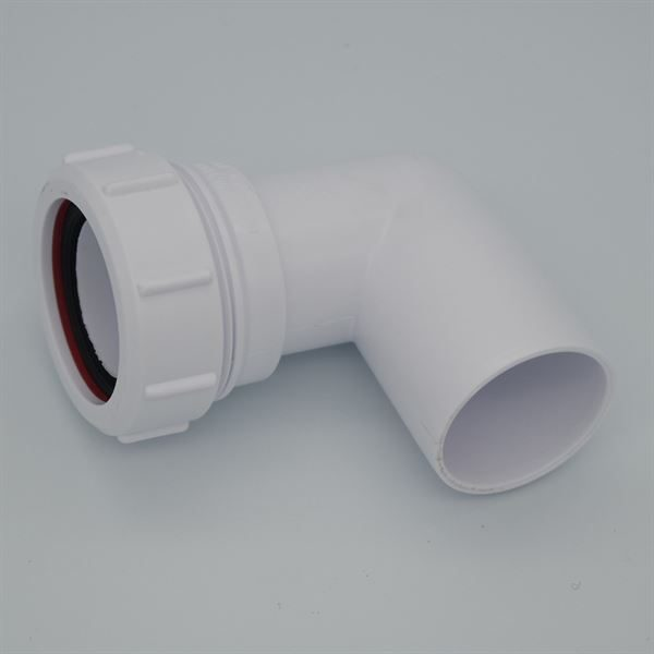 "1 1/2"" plastic elbow"