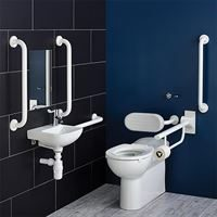 Armitage Shanks Contour 21+ Back to Wall WC Doc M Pack - S0685AC